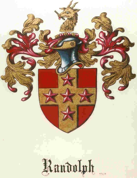 Randolph Family Coat-of-Arms