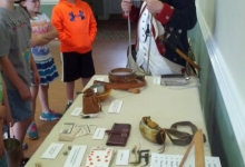 Colonial Kids' Camp 2014