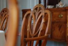 Federal Satinwood Armchair