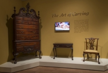 Art of Carving Exhibit