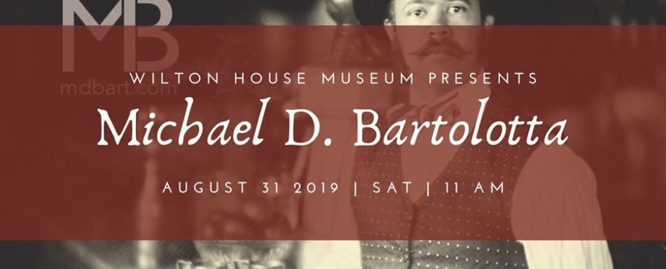 Wilton Makers: Michael D. Bartolotta