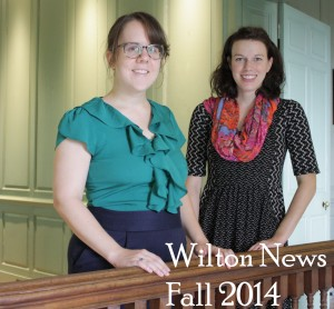 Wilton News Fall 2014