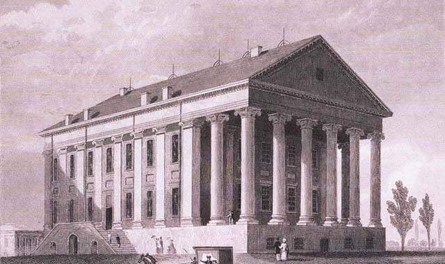 Jefferson and the Creation of an American Architecture