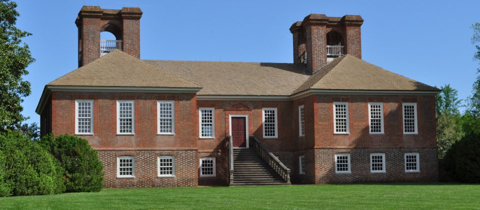 Preservation Conversation – Stratford Hall