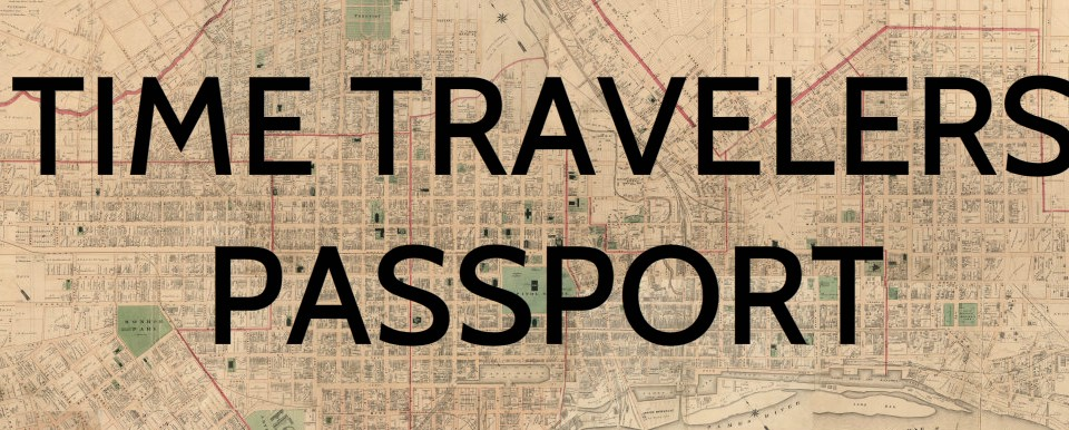 Time Traveler's Passport Weekend