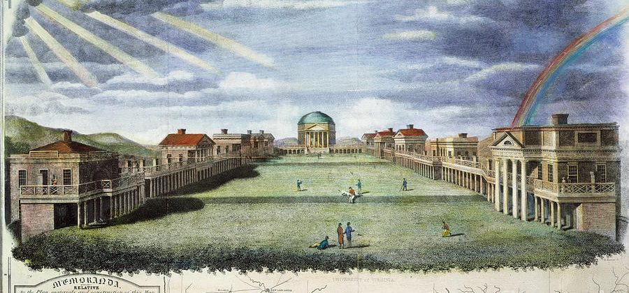 Spaces of Slavery at the University of Virginia