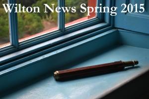 Wilton News Spring 2015