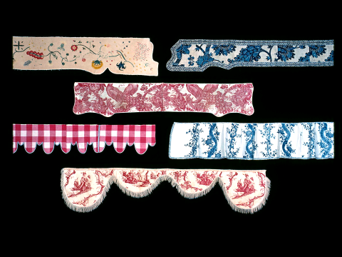 Textiles for the American Home, 1720 – 1820